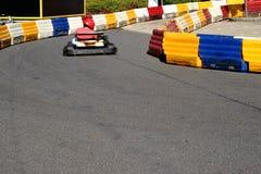Raça de Kart fotografia de stock royalty free
