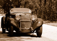 Raça de Mille Miglia (*) Imagens de Stock