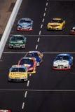 Raça de NASCAR Fotografia de Stock