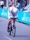 Raça do último do d'Italia do Giro Imagem de Stock