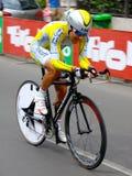 Raça do último do d'Italia do Giro Foto de Stock Royalty Free
