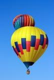 Raça do balão Fotografia de Stock