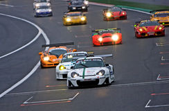 Raça holandesa 2010 do desafio de Supercar Imagens de Stock Royalty Free