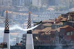 Raça Porto 2017 do ar de Red Bull Fotografia de Stock