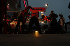 24 raças Nuerburgring 2013 da hora Imagem de Stock Royalty Free