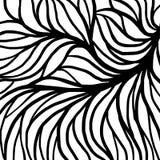 Raíz del fondo para la impresión y los gráficos abstractos stock de ilustración