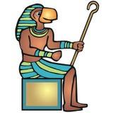 Ra de dios Imágenes de archivo libres de regalías