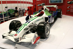 RA de Honda 108 F1 Image stock