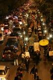 21ra noche de la tradición del Ramadán Imagenes de archivo