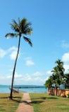 Ra-Yong Beach Thailand Immagini Stock Libere da Diritti