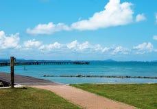 Ra-Yong Beach Thailand Immagini Stock