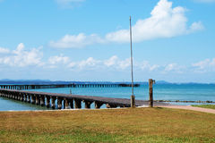 Ra-Yong Beach Thailand Fotografia Stock Libera da Diritti