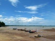 Ra-Yong-Strand THAILAND im Juni Lizenzfreie Stockbilder