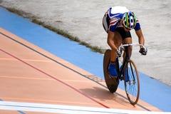 Raça de bicicleta Fotos de Stock