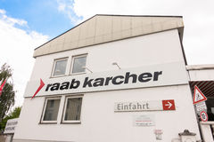 Raab-karcher Stockfoto