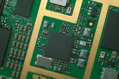 Raads elektronische module stock fotografie
