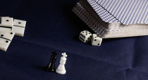 Raadsspelen Royalty-vrije Stock Foto