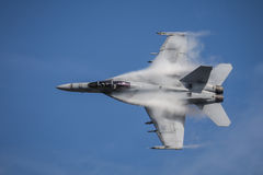 RAAF A44 Boeing FA-18F Super Hornet Royalty Free Stock Photo