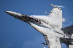 RAAF A44 Boeing FA-18F Super Hornet Stock Photography