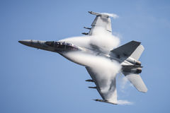 RAAF A44 Boeing FA-18F Super Hornet Stock Photos