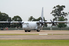 RAAF γ-130 Hercules Στοκ Φωτογραφία