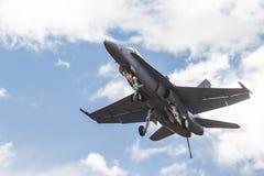 RAAF A21 McDonnell Douglas Boeing FA-18A Hornet Στοκ φωτογραφία με δικαίωμα ελεύθερης χρήσης
