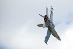 RAAF A21 McDonnell Douglas Boeing FA-18A Hornet Στοκ εικόνες με δικαίωμα ελεύθερης χρήσης