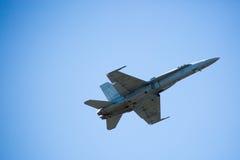 RAAF A21 McDonnell Douglas Boeing FA-18A Hornet Στοκ Φωτογραφίες