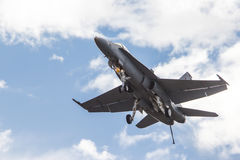 RAAF A21 McDonnell Douglas Boeing FA-18A Hornet Royalty Free Stock Photography