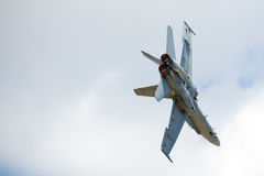 RAAF A21 McDonnell Douglas Boeing FA-18A Hornet Royalty Free Stock Images