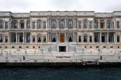 Çırağan Palace Royalty Free Stock Photography
