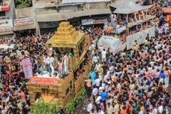 Raath yatra, Ahmedabad Stock Photography