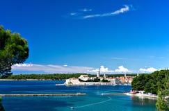 Rab海岛 库存图片