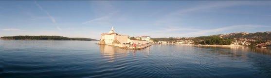 Rab海岛 免版税图库摄影