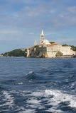 rab Хорватии Стоковые Фото