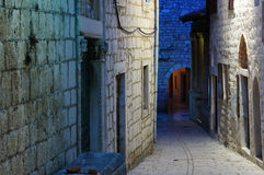 Rab city, Croatia Stock Photos