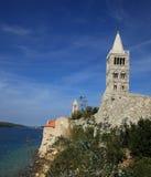 Rab, Croatia Imagem de Stock Royalty Free