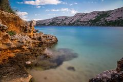 Rab Insel, Kroatien Stockfotografie
