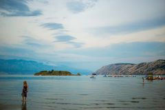 Rab Insel, Kroatien Stockbilder
