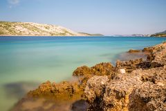 Rab Insel, Kroatien Stockfotos