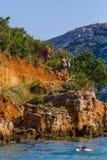 Rab Insel, Kroatien Lizenzfreie Stockbilder