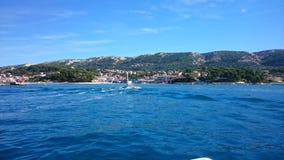 Rab. Island Croatia royalty free stock photography