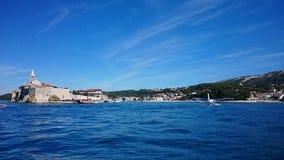 Rab. Island Croatia stock photography