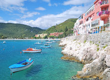 Rabac,adriatic Sea,Istria,Croatia Royalty Free Stock Photo