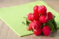 Rabanete vermelho Fotografia de Stock