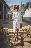 Rabari tribesman Royalty Free Stock Image