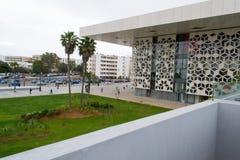 Rabat Agdal dworca boczny widok zdjęcie stock
