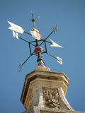 Rabat church wind vane Stock Photos