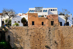 Rabat city morocco royalty free stock image