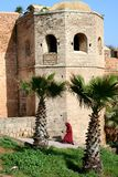 Rabat City-Wall Royalty Free Stock Images